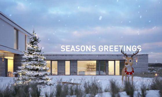 Schöne Feiertage & seasons greetings!