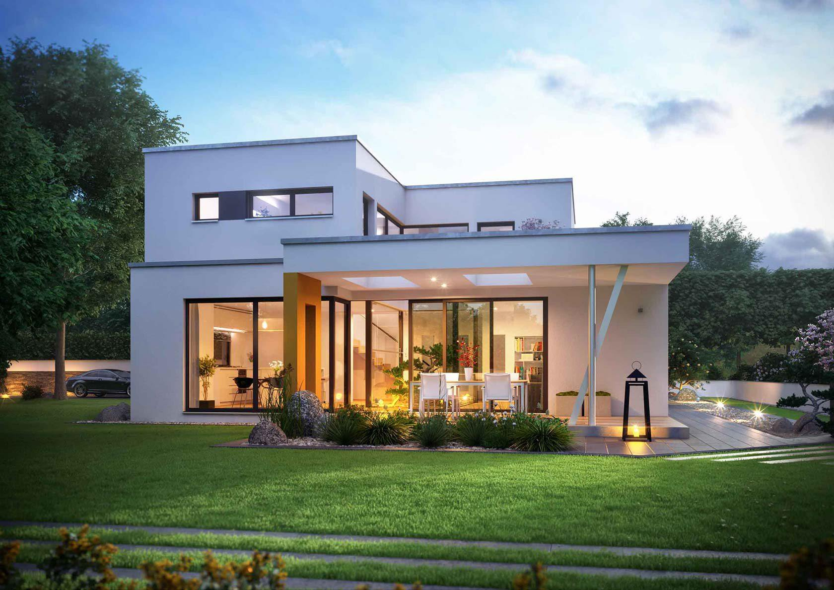 Traumhaus by lichtecht die website f r die for Modernes traumhaus