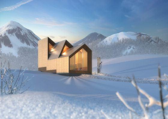 Ski Lodge 5