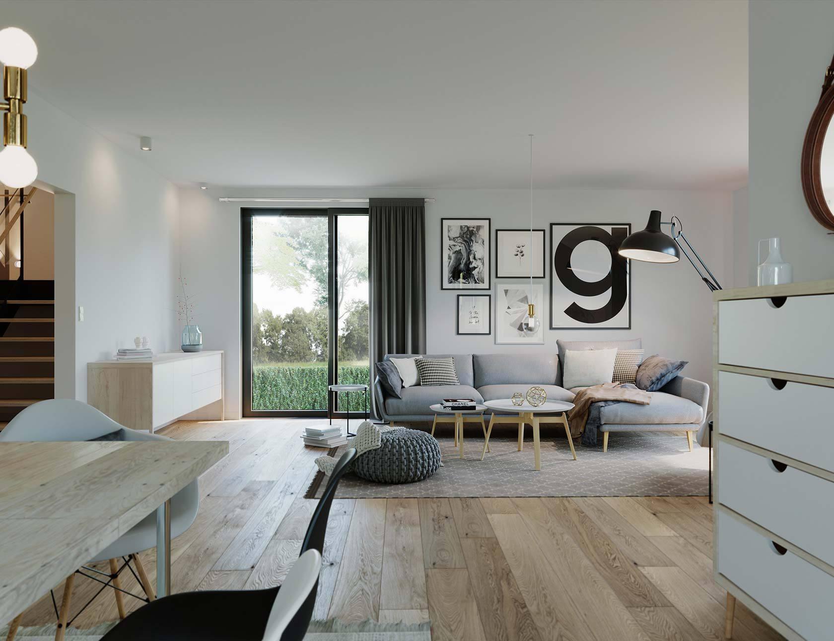 nordic living lichtecht. Black Bedroom Furniture Sets. Home Design Ideas