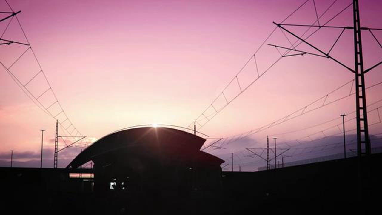 Making of Lyon Satolas Station in der Digital Production