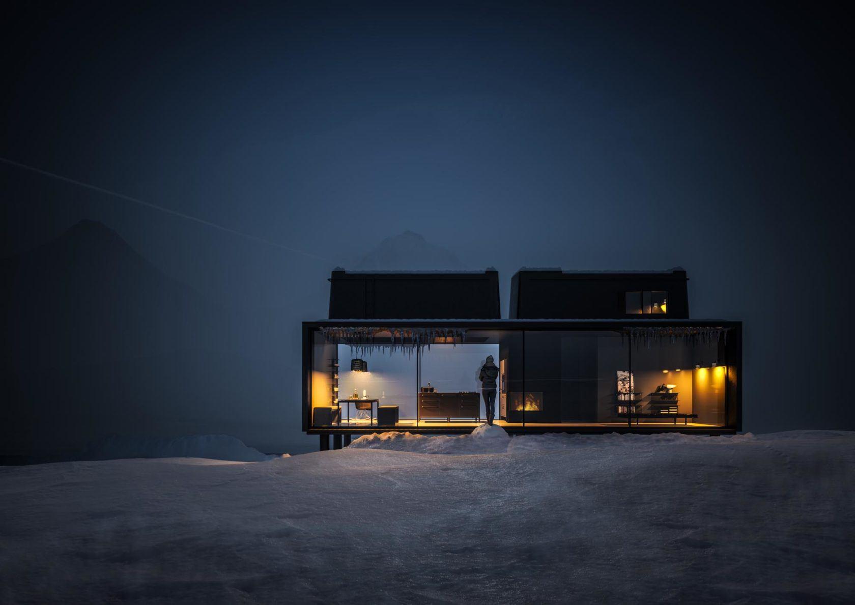 lichtecht Vipp Shelter